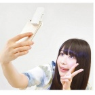 Mobile Phone Lens Light Facial Beautification LED Fill Light - White