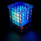 Keyestudio 4*4*4 RGB LED Cube Light Kit w/ 8*8 LED Driver Board