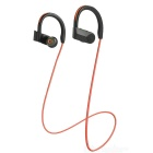 DseKai K98 Bluetooth V4.0 Earhook Earphone w/ Mic - Black + Red