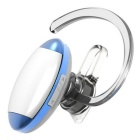 Kilinee Mini Ear-hook Bluetooth Sports Earphone - Blue + White