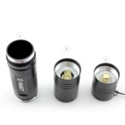 E-SMART S5 Mini LED 260lm 5-Mode White LED Flashlight - Black(1*18650)
