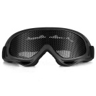 Protection Airsoft Glasses Eyeglasses Eyewear Goggles - Black