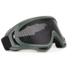 Protection Airsoft Glasses Eyeglasses Eyewear Goggles - Green