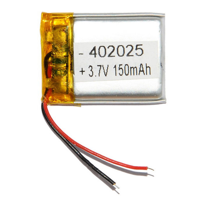 402025 Replacement 150mAh 3.7V Battery for Mobile Phone / MP3