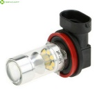 Buy H8 20-3030 SMD LED Cool White 6000K Car Fog Light / Head Lamp Driving (12~24V)