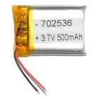 702536 Replacement 480mAh 3.7V Battery for Mobile Phone / MP3