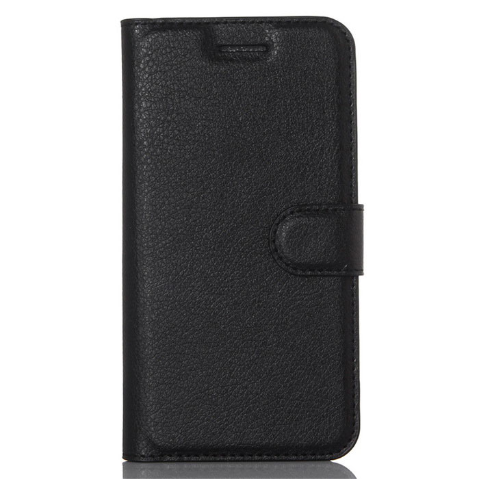 Lichee Pattern Protective Case for Doogee F3 /F3 Pro - Black