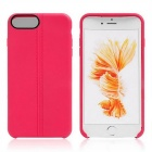 Protective TPU Back Case for IPHONE 7 PLUS - Deep Pink