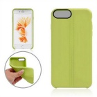 Funda protectora de TPU para IPHONE 7 PLUS - verde