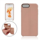 Protective TPU Back Case for IPHONE 7 PLUS - Brown