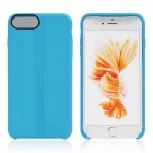 Protective TPU Back Case for IPHONE 7 PLUS - Sky Blue