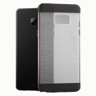 Protective PC + TPU Clear Back Cover for Samsung Galaxy Note 7 - Black