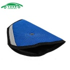 Safety Belt Triangle Fixing Device for Child Safety Seat - Blue
