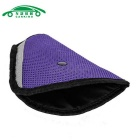 Safety Belt Triangle Fixing Device for Child Safety Seat - Purple