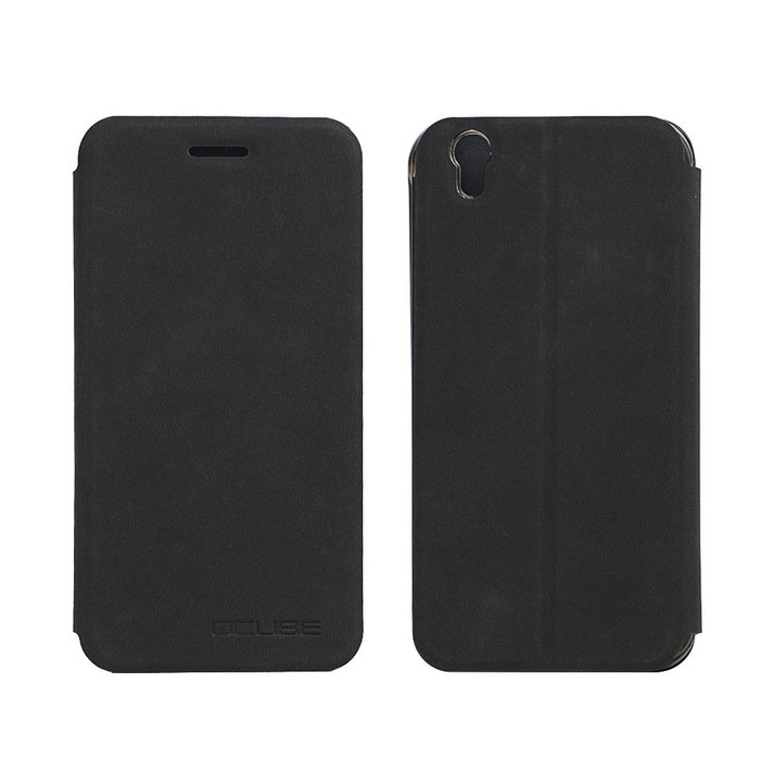 OCUBE PU Leather Case for Umi London Mobile Phone - Black