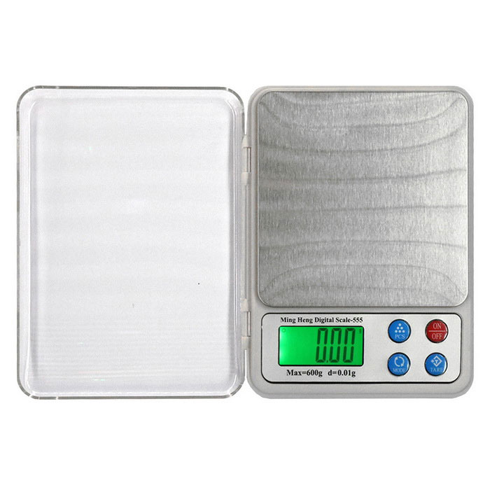 "MH-555 2.2"" Display Precision Electronic Scale ( 600g /0.01g)"