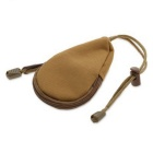 Outdoor EDC Tool Commuter Equipment Pack Small Change Wallet - Khaki