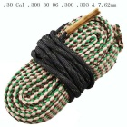 Snake Style Rifle Bore Cleaner for.30 Cal .308 30-06 .300 .303