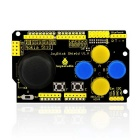 Keyestudio JoyStick Shield for Arduino - Black + Yellow