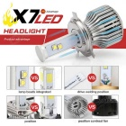 Joyshine 120W 9600lm H4 (9003 HB2 Hi/Lo) LED Car Headlight (2PCS)