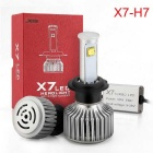 Joyshine 80W 7200lm H7 LED Car Headlight Bulbs Cool Wihte Light (2PCS)