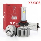 Joyshine 80W 7200lm 9006 HB4 LED Car Headlight Bulbs (2PCS)