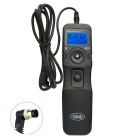 Sidande LCD Remote Control Timer Shutter Release for D800 / D700 /D300