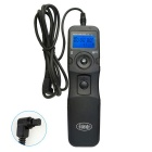 Sidande LCD Remote Control Timer Shutter Release for Canon 7D 5D2 5D3
