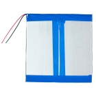 "Universal 8000mAh 7.4V Battery for 9-12"" Tablet PC - Silver + Blue"