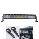 200W Curved LED Bar Spot Flood Combo Beam Offroad LED Lamp