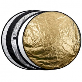 """Sidande 43"""" 5-in-1 Collapsible Disc Photograph Studio Light Reflector"""