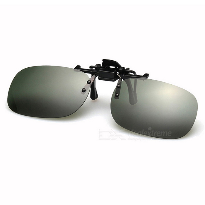 Upgrade the Sixth Generation Clip-on Sunglasses w/ Night Vision Goggles
