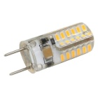 G8 3W 220lm 48-3014 SMD LED Warm White Corn Bulb Lamp