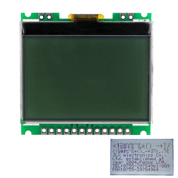 "OPEN-SMART 1.8"" 128 * 64 LCD Display Breakout Module w/ White Backlit"