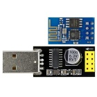 USB to ESP-01 Adapter Module + Wireless Module Easy to Debug Wi-Fi Function for Arduino
