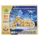 Woodcraft Construction Kit - Cross-Country Motorcycle