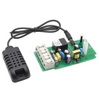 Temperature / Humidity Sensor for TH Switch Smart Home - Black
