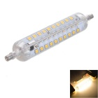 Marsing Dimmable R7S 10W 80-2835 SMD Warm White Light LED Lamp