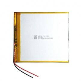 Replacement 16.91Wh 3.8V Battery for 7-10 inch Tablet PC - Silver