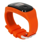 ZGPAX S22 SOS Kid's GPS Tracking Phone Tracking Online Watch - Orange