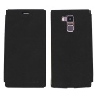 OCUBE PU Leather Case for Vernee Apollo Lite Mobile Phone - Black