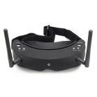SKYZONE SKY02S 5.8G 40CH AIO 3D FPV Goggles Headset Video Glasses