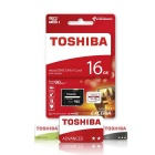 Toshiba THN-M302R0160C2 16GB MicroSD Card with Adapter