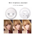 Outdoor Rechargeable Selfie Fill Light - White