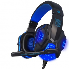 PLEXTONE PC780 Gaming Headset Headphone with Mic, USB, LED Light