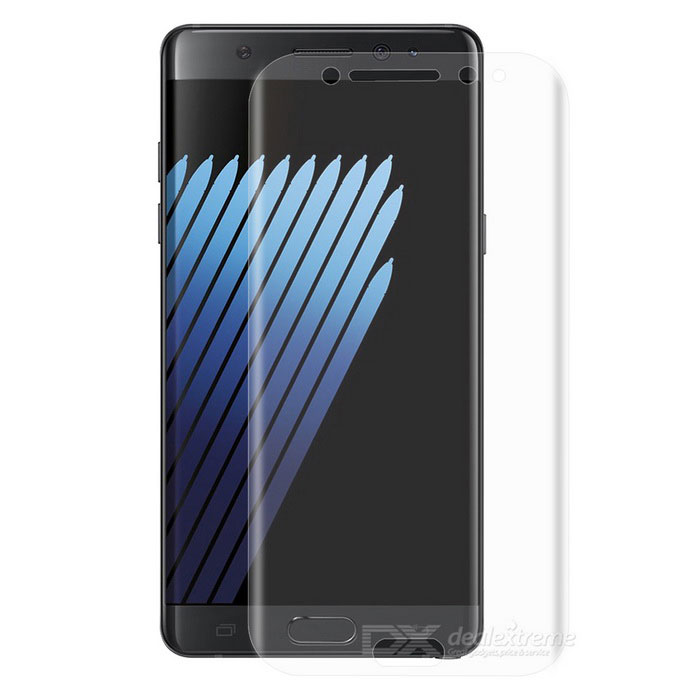 Hat-Prince Screen Guard for Samsung Galaxy Note 7 - Transparent