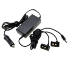DC-DJ3 Power Charger for DJI Phantom 3 Dajiang Wizard 3 - Black