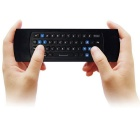 Mini 4-in-1 2.4G Wireless Mouse Keyboard Infrared Remote Control Study