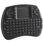 iPazzPort KP-810-21S 2.4G Mini Wireless Keyboard - Black