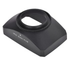 Mennon 16:9 37mm Lens Hoods w/ White Balance Cover for Sony / JVC